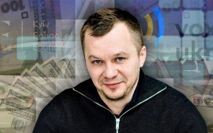 Мільйони гривень від університету в США та президентство у Київській школі економіки: декларація нового міністра економіки Милованова