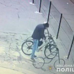 У Києві затримано серійного крадія велосипедів