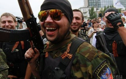 """Бойовики провокують сили АТО, виживають """"казаків"""" та наживаються на """"гуманітарці"""". Мапа АТО"""