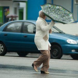 Прогноз погоди на 17 травня: Україну накриють дощі з грозами, градом і рвучким вітром