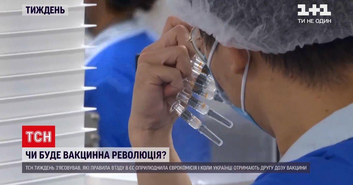 Новини тижня: на що йдуть компанії, аби поширити вакцинацію і чи пустить Європа українців улітку