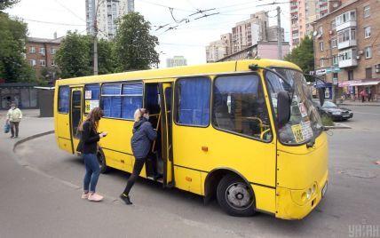 В Киеве в автобусах будут измерять температуру воздуха: зачем это нужно