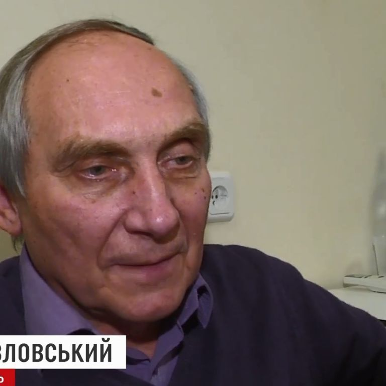 У Донецьку сумують за Україною: звільнений науковець Козловський дав перше інтерв'ю. Ексклюзив ТСН