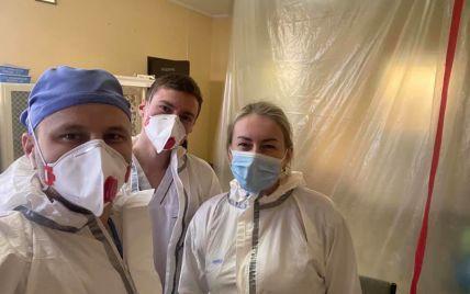 Була за крок від смерті: у Львові врятували заражену коронавірусом дівчину із 90% ураженням легень