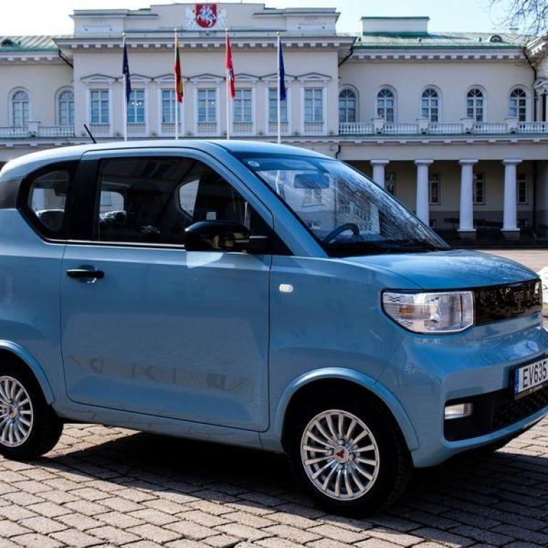 Ждем в Украине: самый дешевый электромобиль Европы выходит на новый рынок