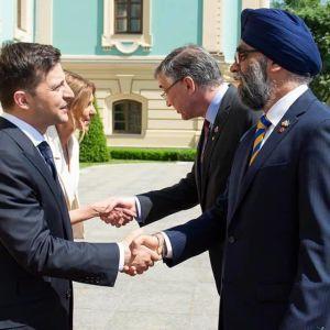 В Канаді відреагували на зближення України та НАТО