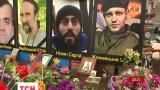 У день Соборності вшановують і новітніх героїв, які загинули в цей день