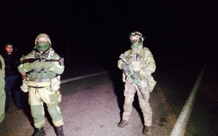 Україна звільнила з полону бойовиків п'ятьох військових