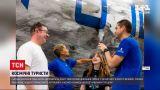 """Новини світу: компанія Ілона Маска """"Спейс Ікс"""" відправить на орбіту свій перший цивільний екіпаж"""
