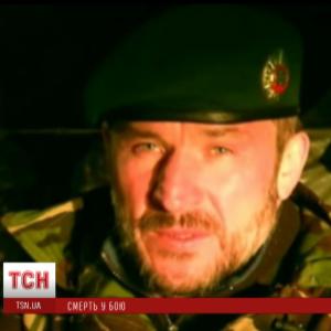 У боях за Дебальцеве загинув чеченський генерал Іса Мунаєв