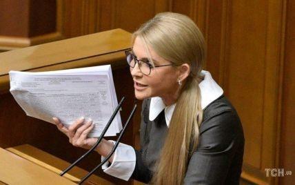Це так мило: Юлія Тимошенко на запаморочливих підборах присіла попестити котика