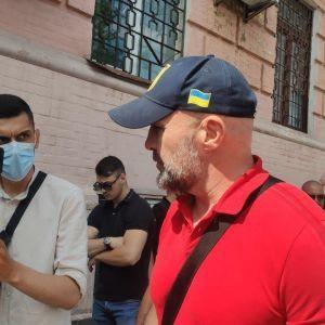 Убивство Гандзюк: апеляційний суд залишив під вартою Левіна та Мангера