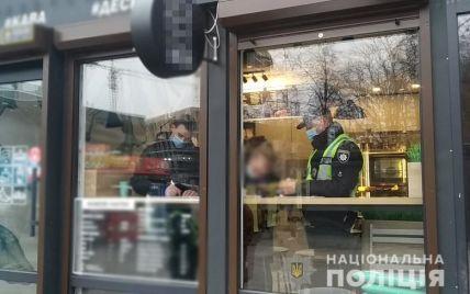 В Україні набули чинності нові штрафи за відсутність маски: як діють поліцейські у Києві