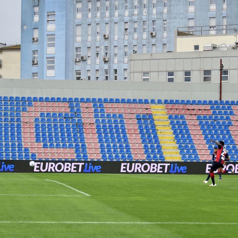 Серия А онлайн: результаты матчей 30-го тура Чемпионата Италии по футболу
