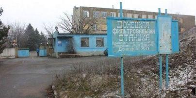 Вследствие обстрелов боевиков в Авдеевке остановилась Донецкая фильтровальная станция