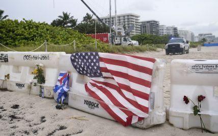 Обвал дома в Майами: через две недели на месте трагедии нашли живого кота