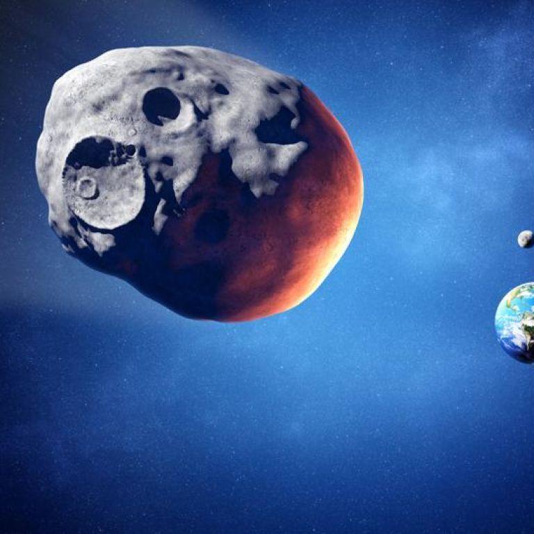 Мимо Земли пролетит огромный астероид: есть ли опасность
