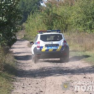 На Днепропетровщине автомобиль с полицейскими попал в смертельное ДТП