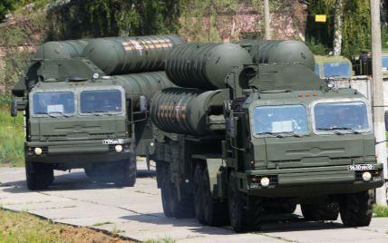 Россия перебросит в Сирию зенитно-ракетный комплекс нового поколения