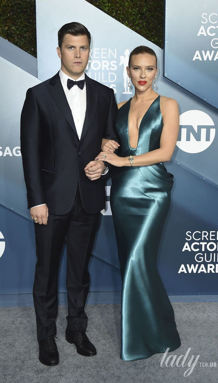 Скарлетт Йоганссон и Колін Жост / © Associated Press