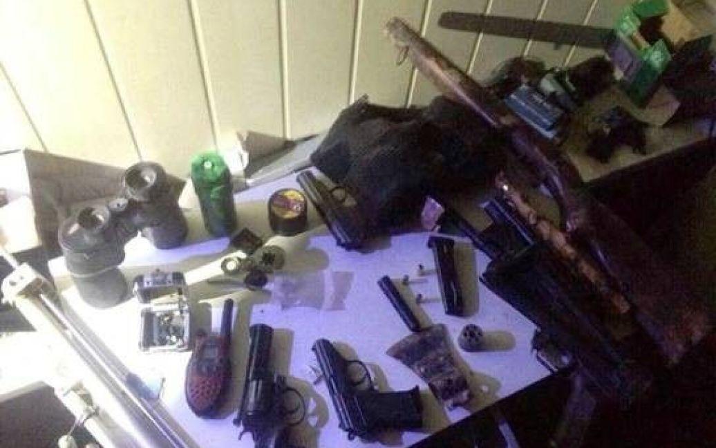 © ГУ Национальной полиции в Киевской области