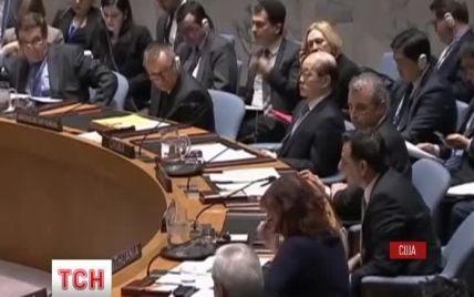 Рада безпеки ООН засудила обстріл зупинки громадського транспорту в Донецьку