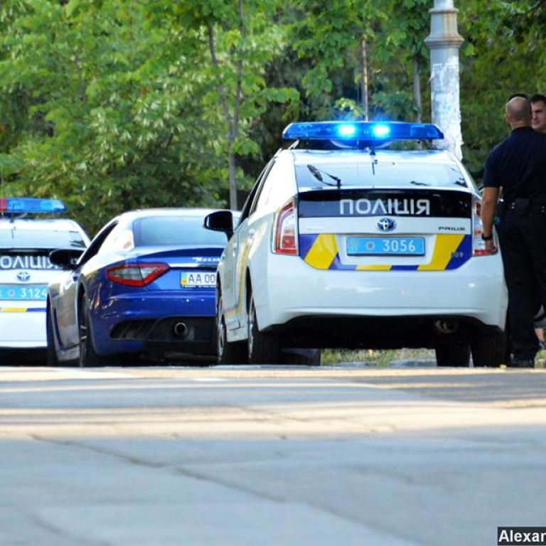 У Києві поліція схопила п'яного водія, який виявився дільничним інспектором