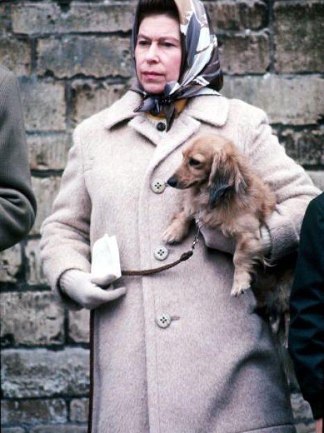 Королева Елизавета II, 1976 год / © Getty Images