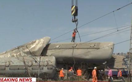 В Румынии столкнулись два поезда: один из машинистов был пьян