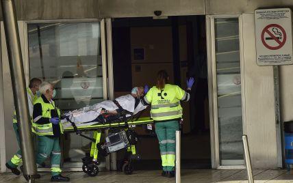 Коронавирус в Испании. Мест в больницах не хватает, врачам приходится выбирать, кто из пациентов будет жить