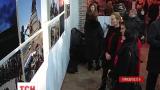 Посмертну виставку світлин бійця «Айдару» Віктора Гурняка відкрили в Івано-Франківську