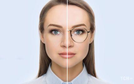 Окуляри або контактні лінзи: що краще