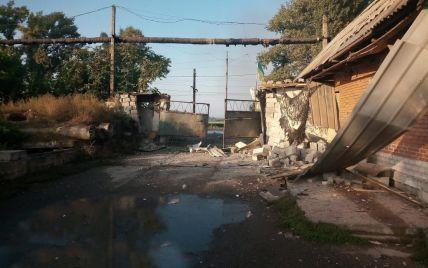 Обстрелы Авдеевки: восемь украинских военных получили ранения и боевые травмы