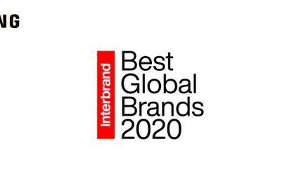 Компания Samsung Electronics стала пятой в рейтинге Best Global Brands 2020 от Interbrand
