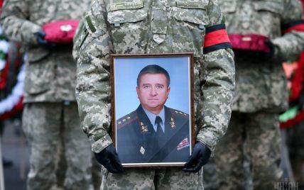 В Киеве простились с генералом Воробьевым, который отказался вывести армию против Майдана