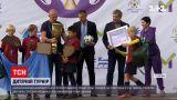 Новости Украины: в Луцк съехались юные спортсмены на самый масштабный турнир по футболу