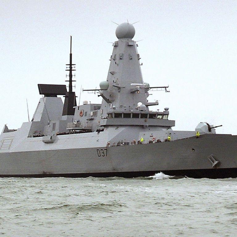 Инцидент с британским эсминцем: Украина готовит официальную позицию