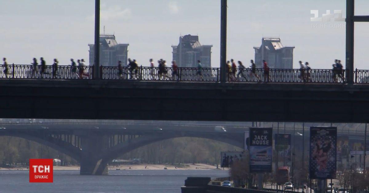 """Дистанції """"Ran Ukraine"""" на 2 кілометри назвуть на честь мультимедійного проекту """"Переможці"""""""