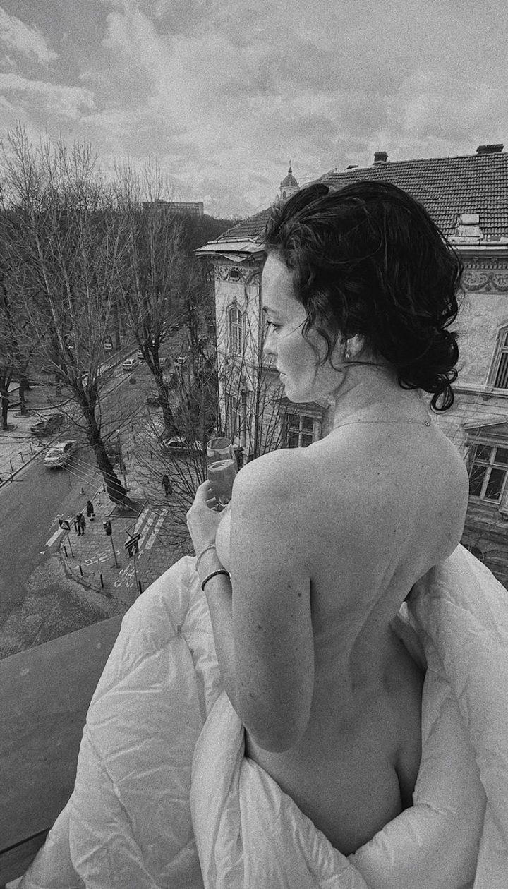 Даша Астаф'єва / © Instagram Даші Астаф'євої