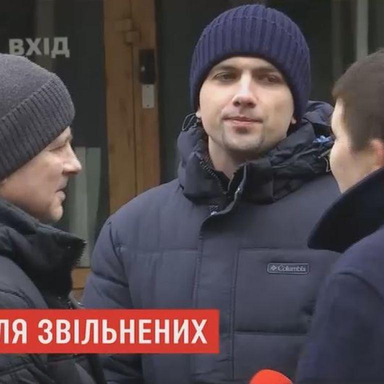 Когда некуда идти: 4 освобожденных заложников оказались на свободной Украине без родных и жилья