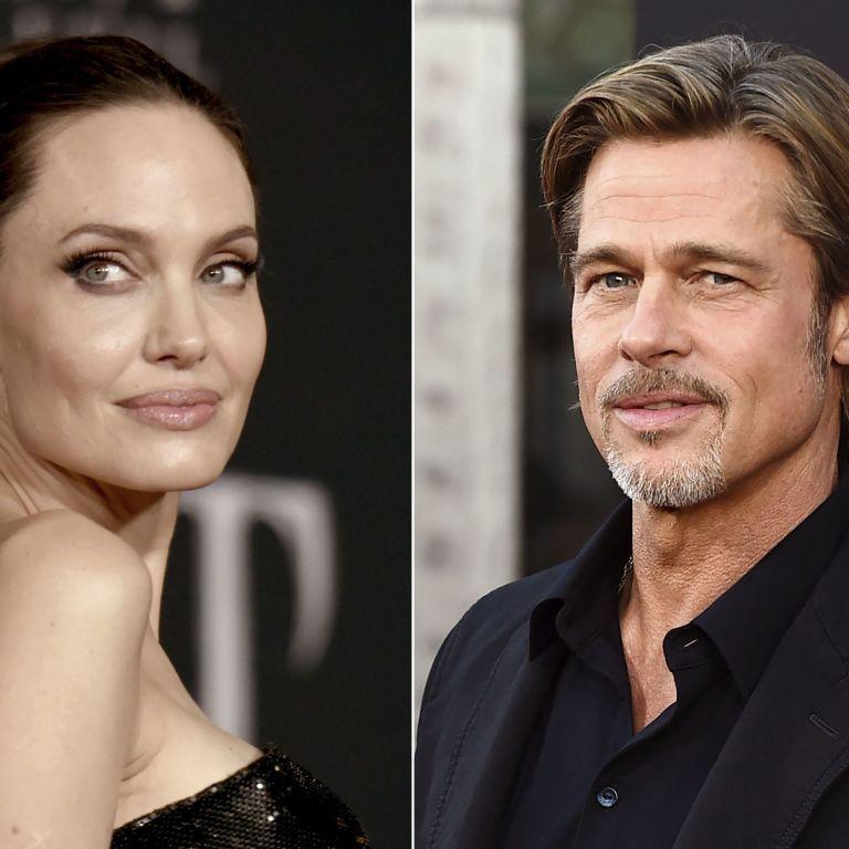 """Бред Пітт та Анджеліна Джолі """"поділили"""" дітей на час святкування Різдва — ЗМІ"""