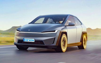 У Мережі з'явилися перші зображення нової Tesla Model X: яким може бути електрокар та коли вийде