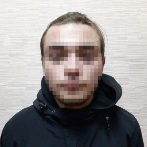 У Києві вандал з Алеї художників отримав вирок: фото