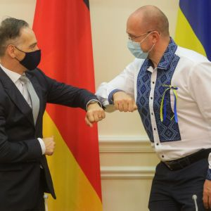 Правительство Украины готовит концепцию обновления Соглашения об ассоциации с ЕС - Шмыгаль