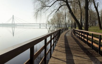 Найтепліше 8 березня за всю історію спостережень. У Києві зафіксували новий температурний рекорд