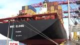 В Одесу прибуло судно з канадською гуманітаркою для української армії