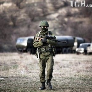 На оккупированный Донбасс прибыли кадровые военные ВС РФ — разведка