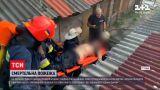Новости Украины: в Киеве 64-летний мужчина скончался в результате пожара в жилом доме