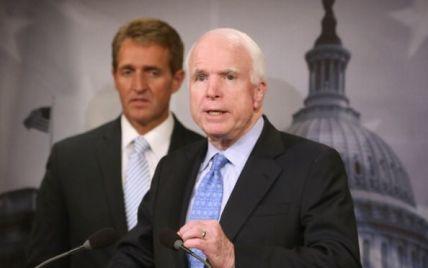 Маккейн заговорив про можливий наступ військ Путіна на Одесу