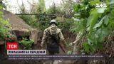 Новини з фронту: український боєць зазнав вогнепального поранення на передовій